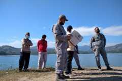 Bakamla ZMTh survei lahan bangun pangkalan dermaga di Oluhuta